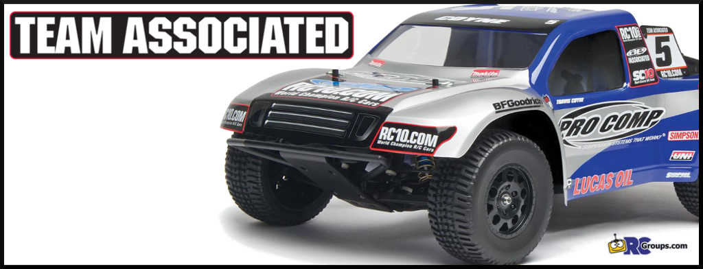 Team Associated SC10 Pro Comp RTR�Re-release!