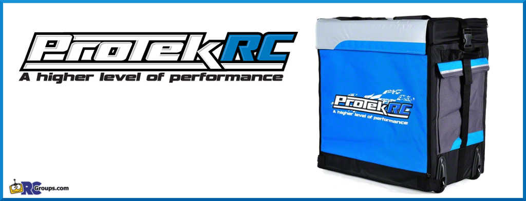 ProTek R/C P-8 1/8th Buggy Super Hauler Bag