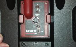 EZUHF Jr module Tx with diamond sr771