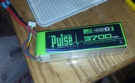 Pulse 3700 4s 45C LOW USE