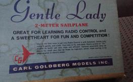 NIB Goldberg Gentle Lady KIT