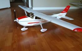 FMS Cessna Sky Trainer v2 RC Airplane - $150