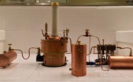 FS:  Martin Baylis Triple Steam Plant w/ Kingdon Boiler - HOT!!!