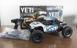 FS:  Like New Axial Yeti RTR