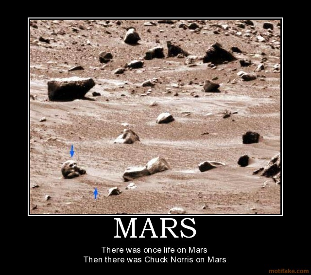 directions to mars funny - photo #13