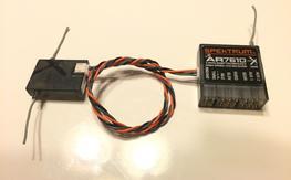 Spektrum AR7610 7-channel receiver with Satellite