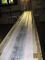 Name: long carbon piece 1.jpg Views: 728 Size: 81.8 KB Description: 3 meters long carbon piece under vacuum.