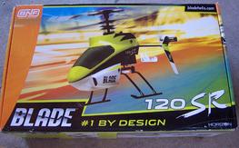 Blade 120sr radio control bind and fly helicopter