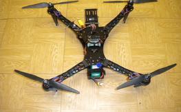 HJ Alien X Quadcopter ARF