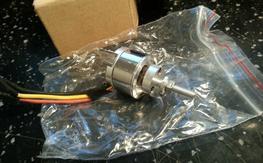 Hobbyking 2825-1950kv Funfighter Replacement Brushless Outrunner motor