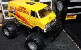 Tamiya lunchbox new nor run trade for extreme flight 3due etc. look