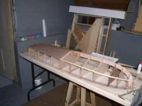 Name: Back Half of Hull Bottom Done.JPG