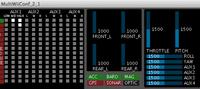 Name: failsafe_1500.png Views: 219 Size: 16.2 KB Description: MultiWiiConf 2.1 mit abgeschaltetem Sender. Jetzt den Knopf auf dem Frsky-Empf�nger dr�cken und das integrierte Failsafe ist aus!