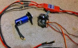 Phase 3 Fantom Electronics --- $110 OBO