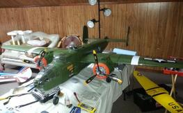 Banana Hobby B-25 Super Mitchell RTF