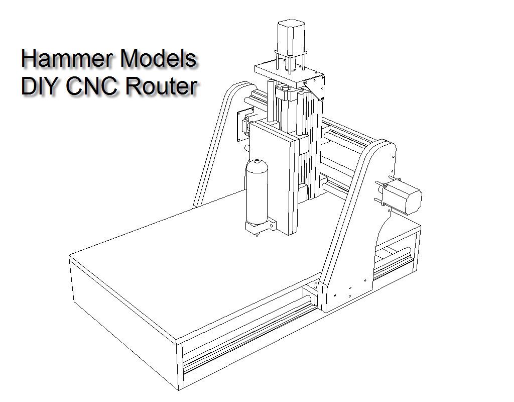 One secret: Boat building cnc router
