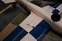 Name: SAM_5299.jpg Views: 27 Size: 358.2 KB Description: Used Savox' long stock horns on ailerons.