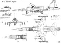 Name: F-5_11_F-5A_left_side_and_top_front.jpg