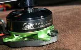 250 Mini Carbon Fiber Quad/Bind & Fly