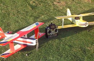 Ready to start my own flying circus!
