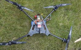 Foldable Quad
