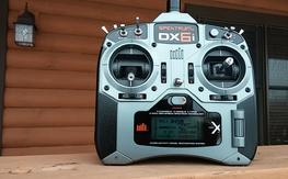 Spektrum DX6i in great shape
