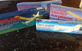 Airplanes, Kids, Free Flight