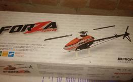 jr forza 450 with motor and esc nib