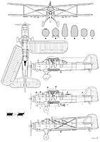 Name: A4-Fairey-Albacore.jpg Views: 46 Size: 78.9 KB Description: Three view.