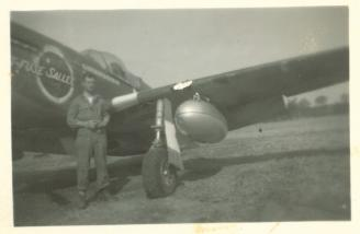 And, Captain Turner with his original B model; note its weapons have been censored.