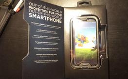 Galaxy S4 Lifeproof Fre Case