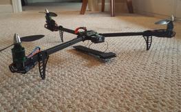 RCexplorer Tricopter V2.6HV BNF or PNP