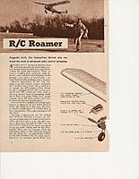 Name: rcroamerI.jpg Views: 80 Size: 664.2 KB Description: Page I  Cal Smiths  R/C Roamer
