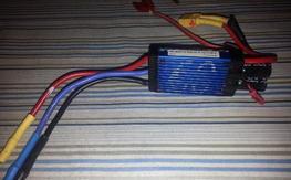 E-flite 60 amp ESC