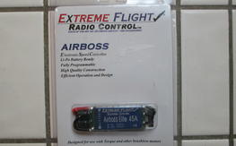 Extreme Flight Airboss Elite 45A ESC