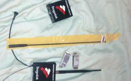 NEW never used DRAGON LINK v2 transmitter and 2 receivers