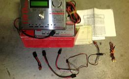 Astroflight 110DX Nimh & nicad Charger