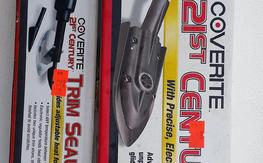 21st Century Covering Iron, Trim Iron, Hobbico Deluxe Heat Gun