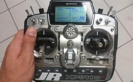 JR XP 8103  /JR 7Ch RX/ TX/RX Wall Charger