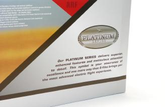 The Habu 32 is the first Platinum Series E-flite� ducted fan jet.