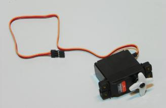 Spektrum DS821 digital servo.