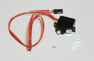 SV80 flap servo.