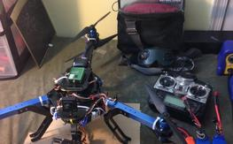 Professional Aerial Productions Y6 FPV  - ReadyToFly - LOADED