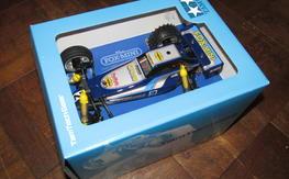 Tamiya tamtech 1/12 scale RTR frog/hornet/fox! NEW IN BOX