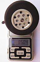 Name: The weight of single 65mm brake wheel in gram.jpg