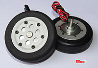 Name: 55mm Electrical Brake Wheel.jpg