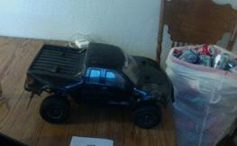 Slash 4x4 brushless lot CHEAP!