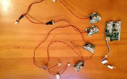 Eflite AS3X Rx and micro servos