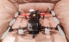 Flip fpv bnf  with naza lite