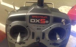 DX5E Transmitter ($40.00 incl shiping) **Excellent Condition**